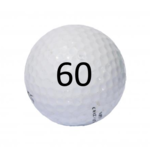 Image of Golf Ball #60