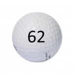 Image of Golf Ball #62