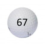Image of Golf Ball #67
