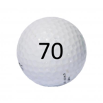 Image of Golf Ball #70