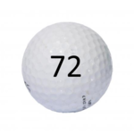 Image of Golf Ball #72