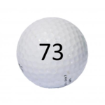 Image of Golf Ball #73