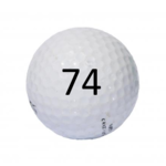 Image of Golf Ball #74