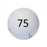 Image of Golf Ball #75