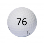 Image of Golf Ball #76