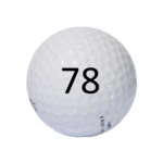 Image of Golf Ball #78