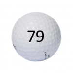 Image of Golf Ball #79