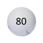 Image of Golf Ball #80