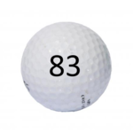 Image of Golf Ball #83