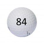 Image of Golf Ball #84