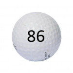 Image of Golf Ball #86