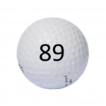Image of Golf Ball #89