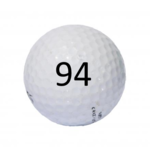 Image of Golf Ball #94