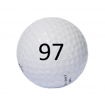Image of Golf Ball #97