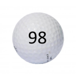 Image of Golf Ball #98