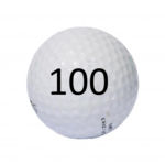 Image of Golf Ball #100