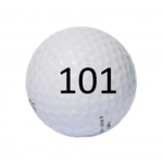 Image of Golf Ball #101