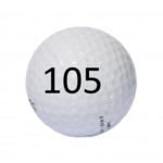 Image of Golf Ball #105