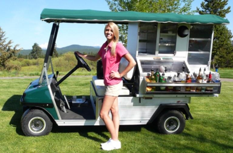 Summer Sizzler - Default Image of Beverage Cart Sponsor