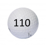 Image of Golf Ball #110