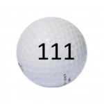 Image of Golf Ball #111