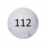 Image of Golf Ball #112