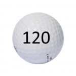Image of Golf Ball #120