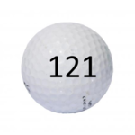 Image of Golf Ball #121
