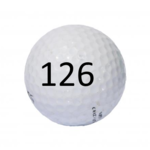 Image of Golf Ball #126