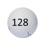 Image of Golf Ball #128