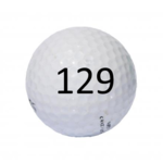 Image of Golf Ball #129