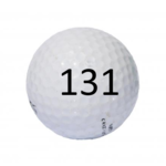 Image of Golf Ball #131
