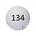 Image of Golf Ball #134