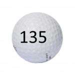 Image of Golf Ball #135