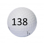 Image of Golf Ball #138