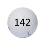 Image of Golf Ball #142