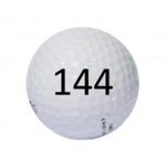 Image of Golf Ball #144