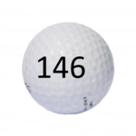 Image of Golf Ball #146