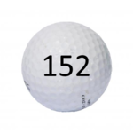 Image of Golf Ball #152