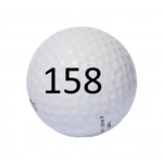 Image of Golf Ball #158