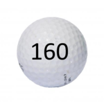 Image of Golf Ball #160