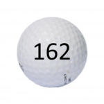 Image of Golf Ball #162
