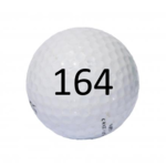 Image of Golf Ball #164