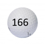 Image of Golf Ball #166