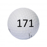 Image of Golf Ball #171