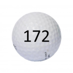 Image of Golf Ball #172