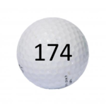 Image of Golf Ball #174