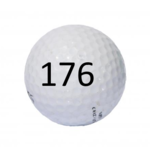 Image of Golf Ball #176
