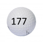 Image of Golf Ball #177