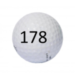 Image of Golf Ball #178
